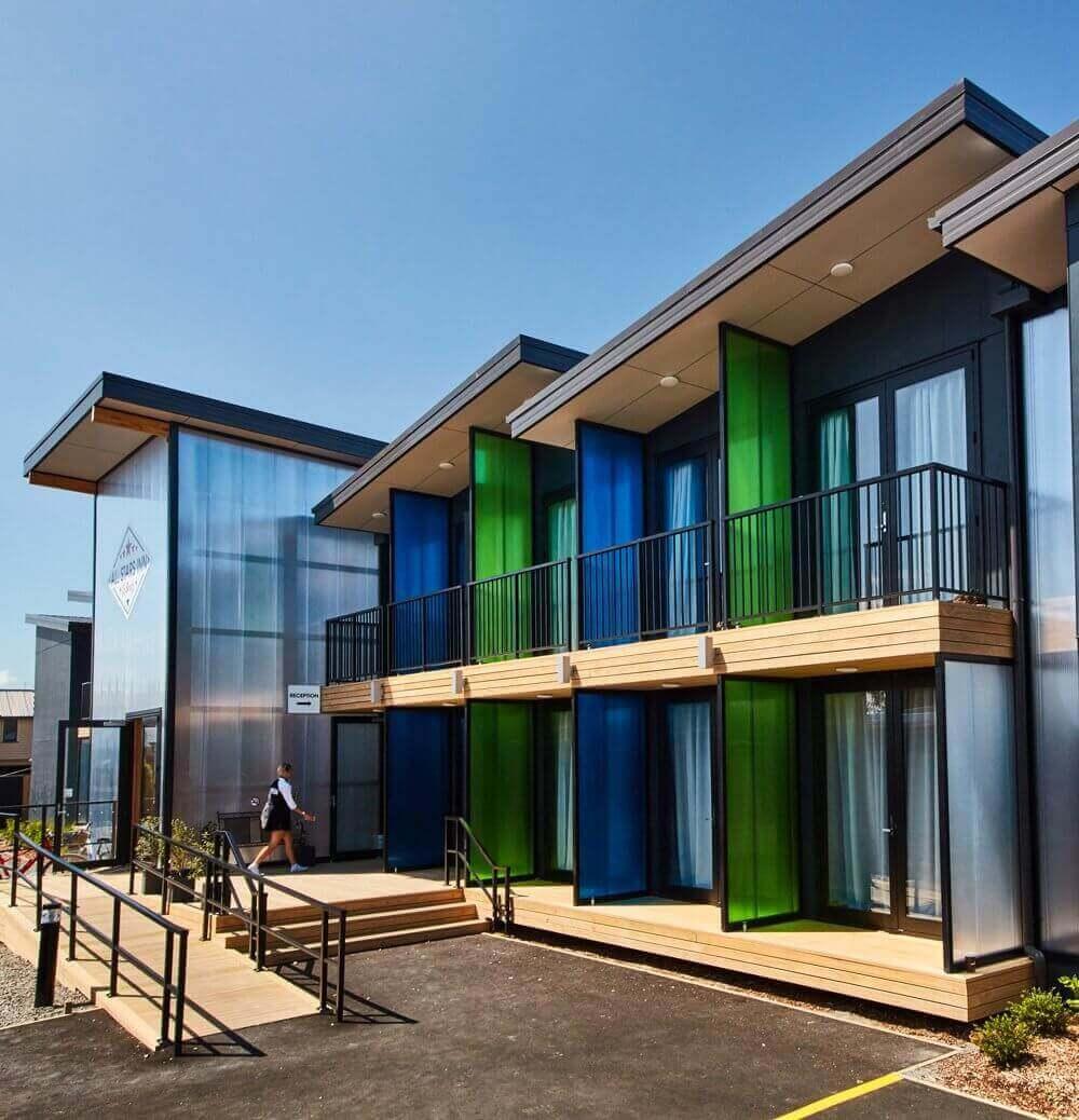 All-Stars Inn accommodation in Christchurch NZ
