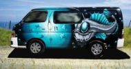 Angler Fish Self Contained Campervan