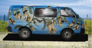 Blue Kowhai Self Contained Campervan