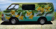 Dans Kowhai self contained campervan 2