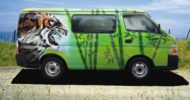 Easy Tiger Self Contained Campervan