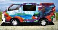Erika's Fantail self contained campervan 2