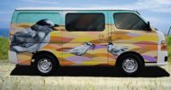 Fairy Tern Self Contained Campervan