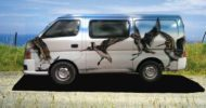 Godwit Self Contained Campervan
