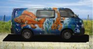 Goldfish Campervan