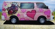 Hearts Self Contained Campervan