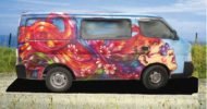 Hippy Chick Campervan