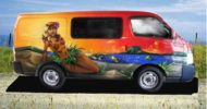 Hula Girl Campervan