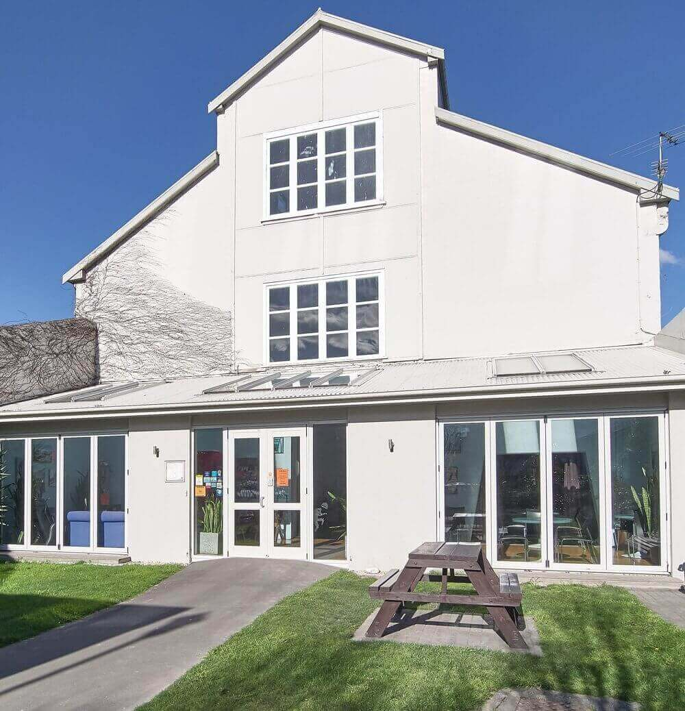 Jailhouse hostel accommodation in Christchurch NZ