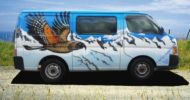 Kea Self Contained Campervan