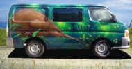 Kiwi Tui Self Contained Campervan