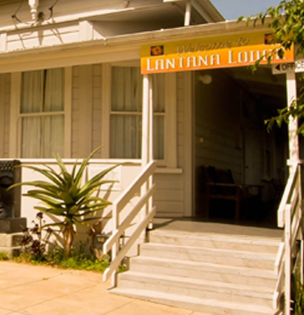 Lantana Lodge Backpackers - Backpacker Accommodation in Auckland