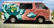 Lotus Flower Self Contained Campervan