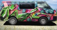 Mantis Self Contained Campervan