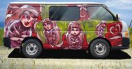 Matryoshka Self Contained Campervan