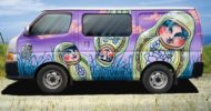 Matryoshka Self Contained Campervan 2