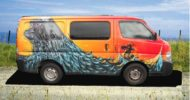 Moby Dick Campervan