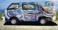 Octopi Self Contained Campervan