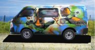 Pheasant Plucker Self Contained Campervan