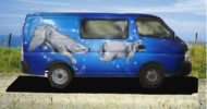 Polar Bears Campervan