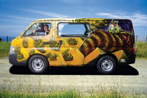 Queen Bee Campervan