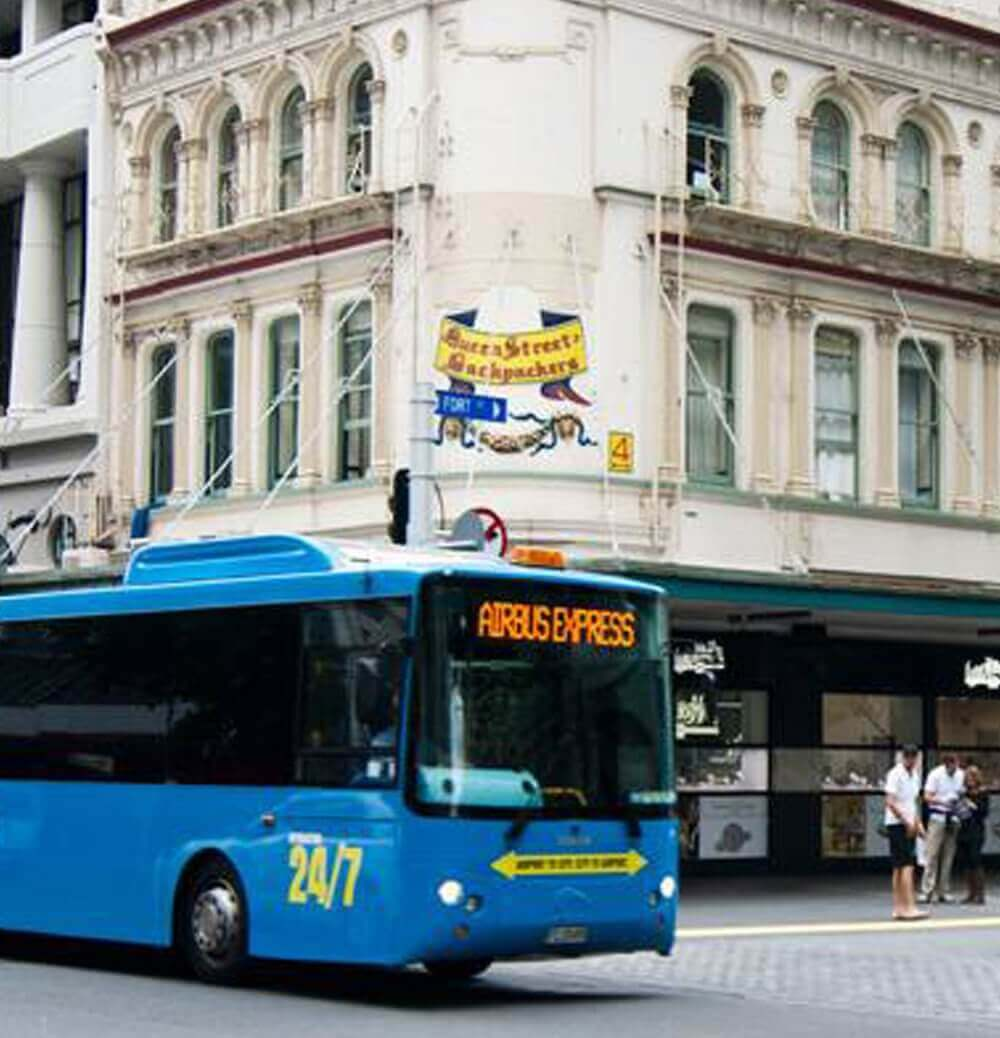 Queen Street Backpackers - Cheap Accommodation in Auckland
