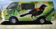 Saddleback self contained campervan 2