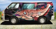 Something Fishy Self Contained Campervan 2