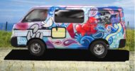 Summer of Love Campervan