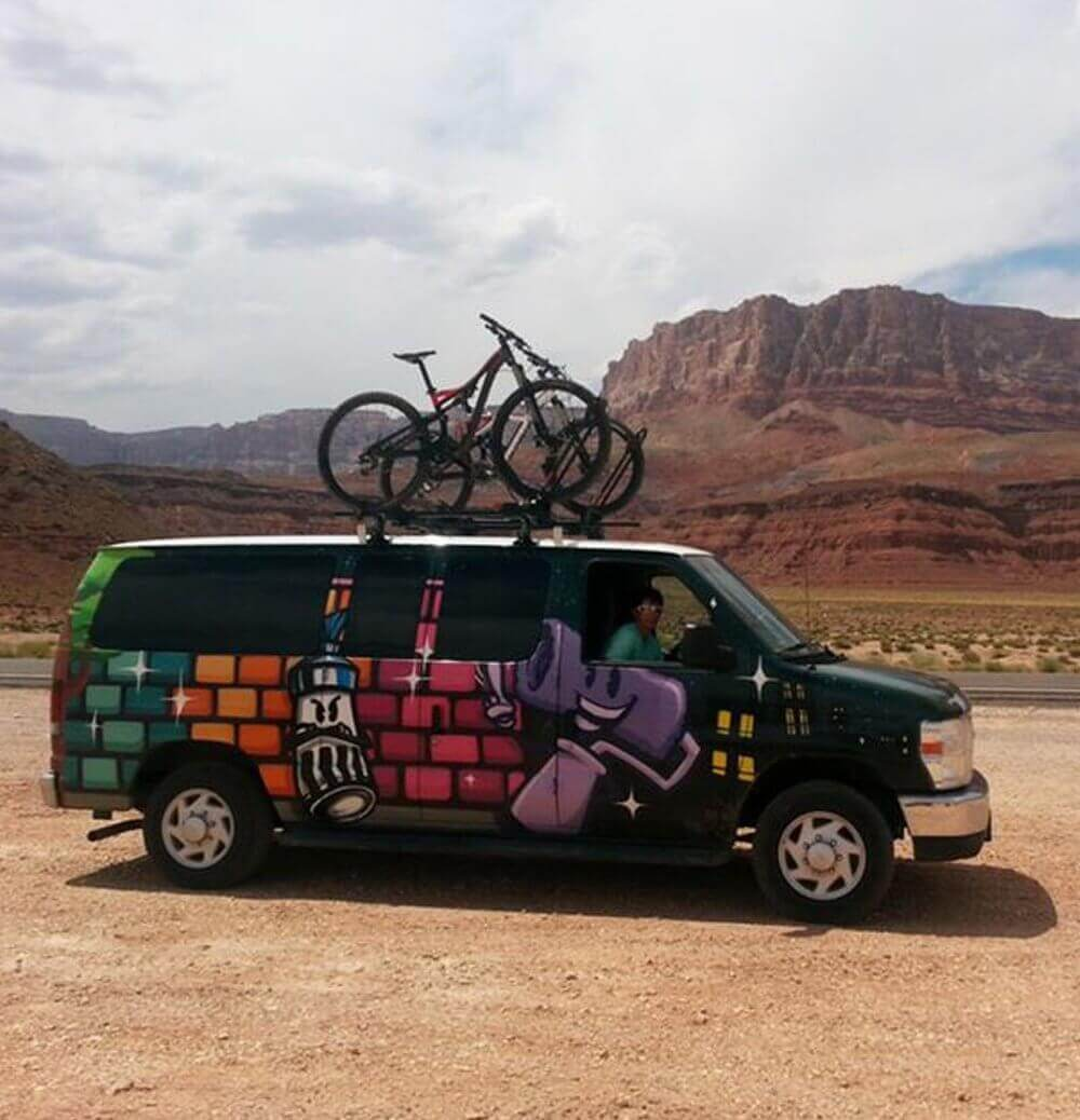 Travelling USA or Australia by campervan