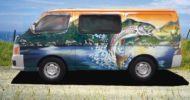 Trippy Trout Self Contained Campervan