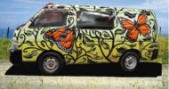 Yellow Monarch Campervan
