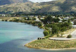 Cromwell South Island New Zealand