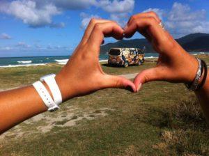 Love Escape campervans