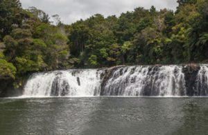 Wharepuku Falls